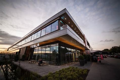 tesla factory netherlands tesla opens factory in for deliveries across