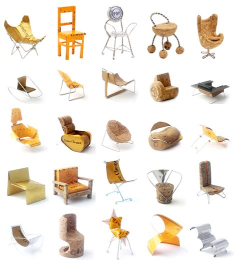design within reach contest miniature chagne chairs hgtv design blog design happens