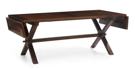 Laurel Heights Table Distressed Zuo Laurel Heights Table Advanced Interior Designs
