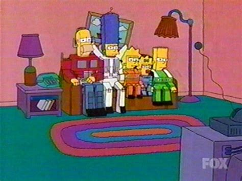 the simpsons com couch gag the simpsons opening couch gag featuring the transformers
