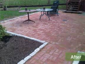 Brick Pavers Patio Wollaston Development Services Patio Design And Masonry