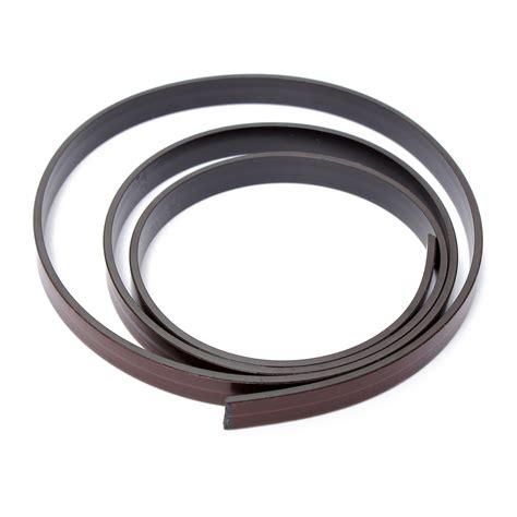 1mx10mmx2 2mm self adhesive rubber magnetic strong
