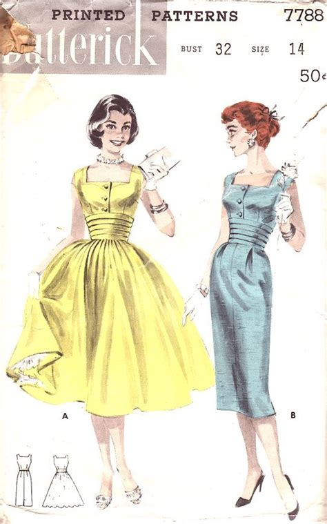 vogue vintage pattern review vintage vogue pattern review www imgkid com the image