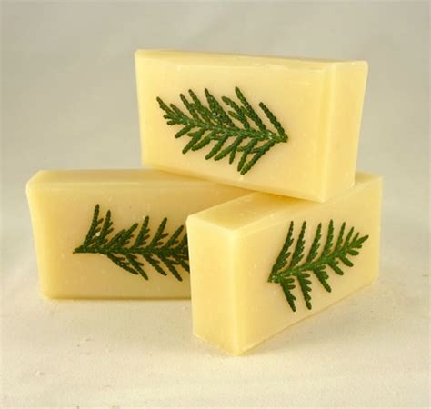 All Handmade Soap - spruce and lime all soap handmade essential