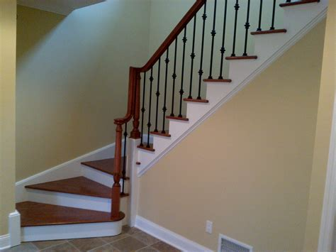 best ideas of craftsman newel post and nice baluster