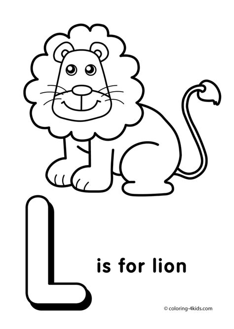 U Of L Coloring Pages by Get This Letter L Coloring Pages U4l1