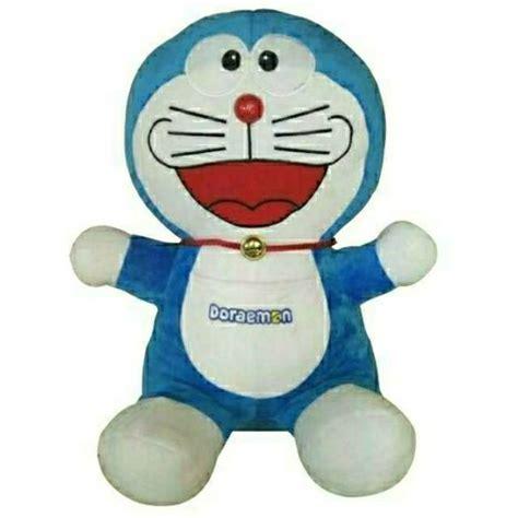 Sale Boneka Doraemon Besar boneka doraemon jumbo ukuran besar shopee indonesia