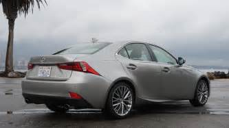 Is250 Lexus 2015 2015 Lexus Is 250 Review Roadshow