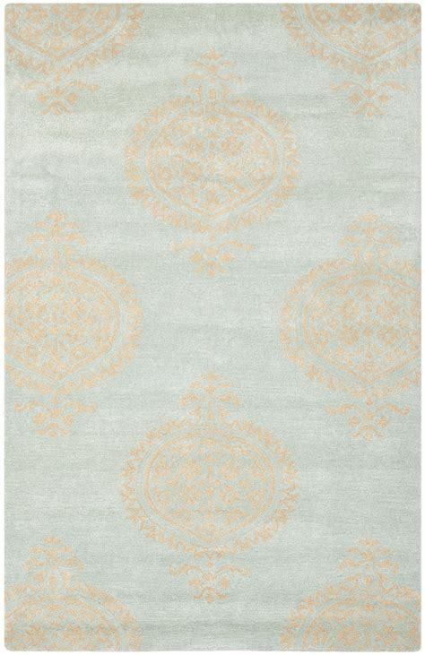And Beige Rugs by Safavieh Soho Soh703a Blue And Beige Area Rug Free Shipping