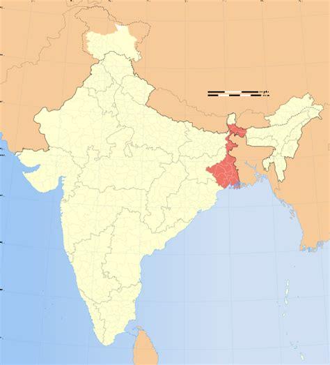 bengal india map file india west bengal locator map svg