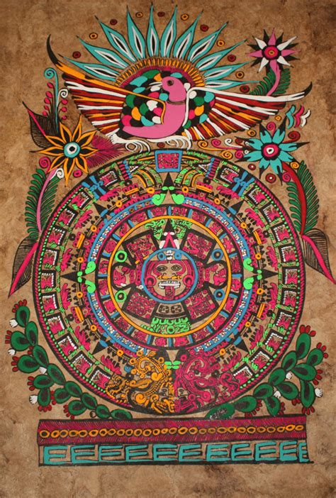 What Does Calendario In Aztec Calendar The Free Encyclopedia