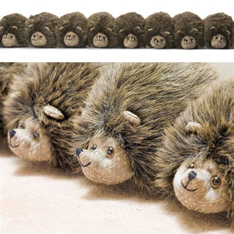 Animal Fur Rugs For Sale Hedgehog Animal Draught Excluder Draught Excluders