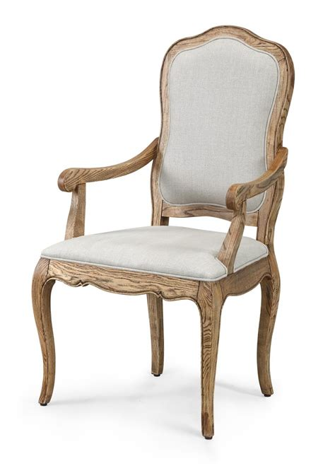 french provincial armchair french provincial furniture natural oak dining arm chair
