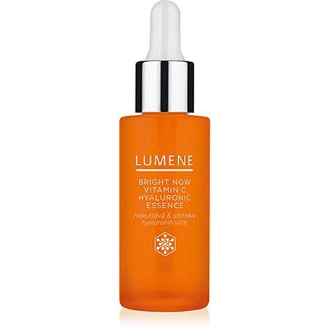 Lumene Vitamin Radiant Dual Serum by Lumene Bright Now Vitamin C Hyaluronic Essence Ulta