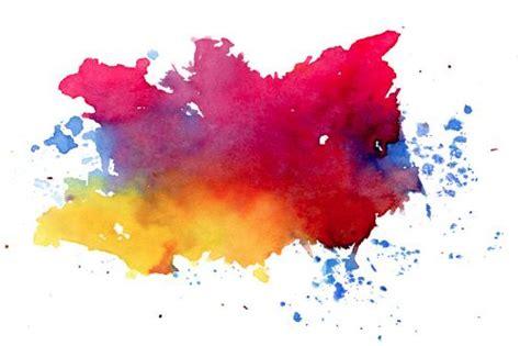 watercolor splash tutorial splotches of paint google search watercolour painting