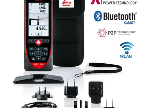 Leica D 5 leica disto d5 laser distance meter with digital pointfinder