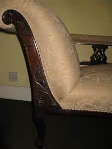 mahogany chaise longue antiques atlas
