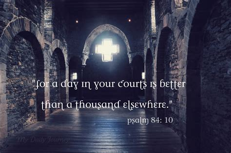 Rather Be The 1 psalm 84 i d rather be in church a sermon by myers