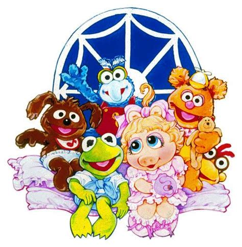 muppet babies muppetshenson muppet babies then now by nicholas napoli