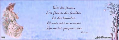 Exemple De Lettre St Valentin Po 232 Me D Amour De Verlaine Sur Jokerplanete Pour La Valentin