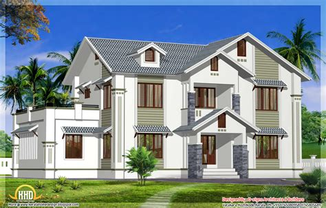 story home double storey house plans in kerala escortsea