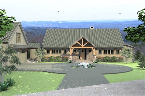 one story post and beam house plans ashuelot lodge yankee barn homes