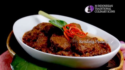 rendang  worlds  delicious food indonesian