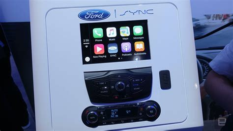 android car play ford sync 3 funciona de maravilla con android auto y car play engadget en espa 241 ol