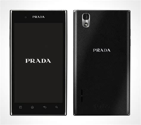 The Prada Phone By Lg by Prada Phone By Lg 3 0 Android Smartphone Mikeshouts