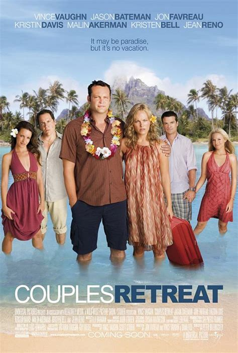 Real Couples Retreat Couples Retreat 2009 Moviestudio