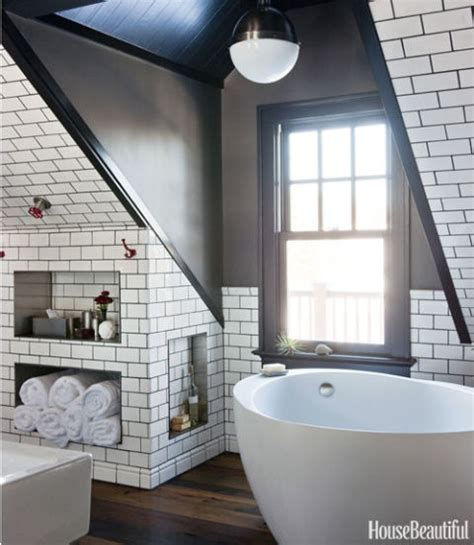 Bathroom Design Eaves Attic Bathroom Masculine Bathroom Decor