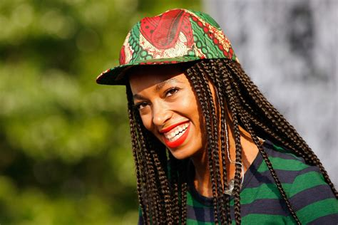 box braids with a beach hat solange knowles style inspires colorful and fabulous home