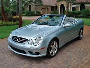 2005 Mercedes Clk 500 2005 Mercedes Clk 500 Convertible