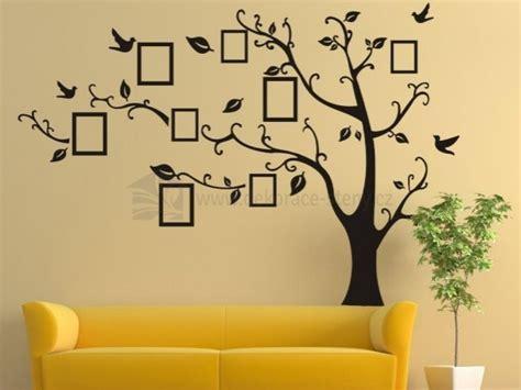 Art Deco Wall Stickers fotor 225 me ek strom zivota dekorace steny cz
