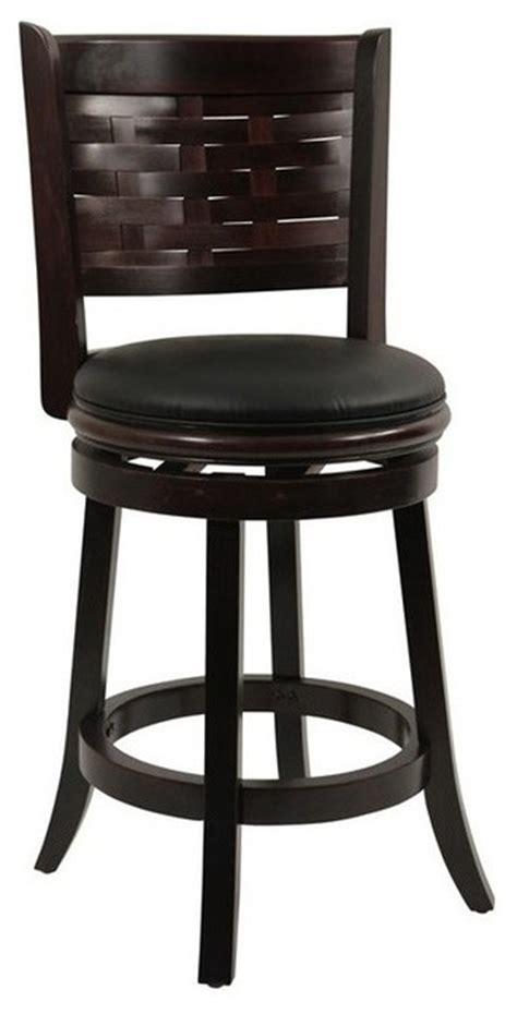 houzz counter stools shop houzz boraam industries inc boraam sumatra 24