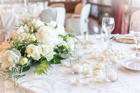 allestimento tavola matrimonio centrotavola per matrimoni addobbi floreali per