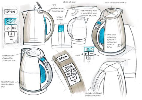 drawing for product designers 1856697436 kettle product design sketches sketching industrial and search