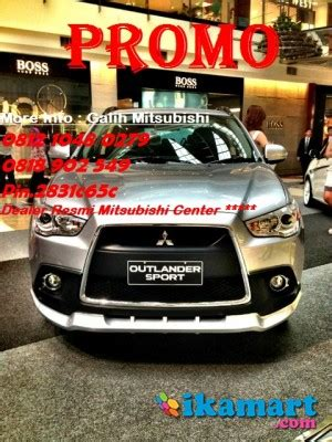 Promo Bel Kompas Sepeda Warna New promo mitsubishi new outlander sport px automatic 2013 terbaru indonesia interior eksterior mobil