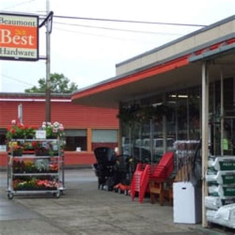 beaumont do it best hardware store hardware stores