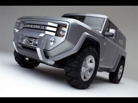 ford bronco 2019 youtube