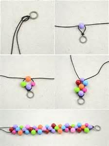 How to diy easy ribbon bead zukarlita com