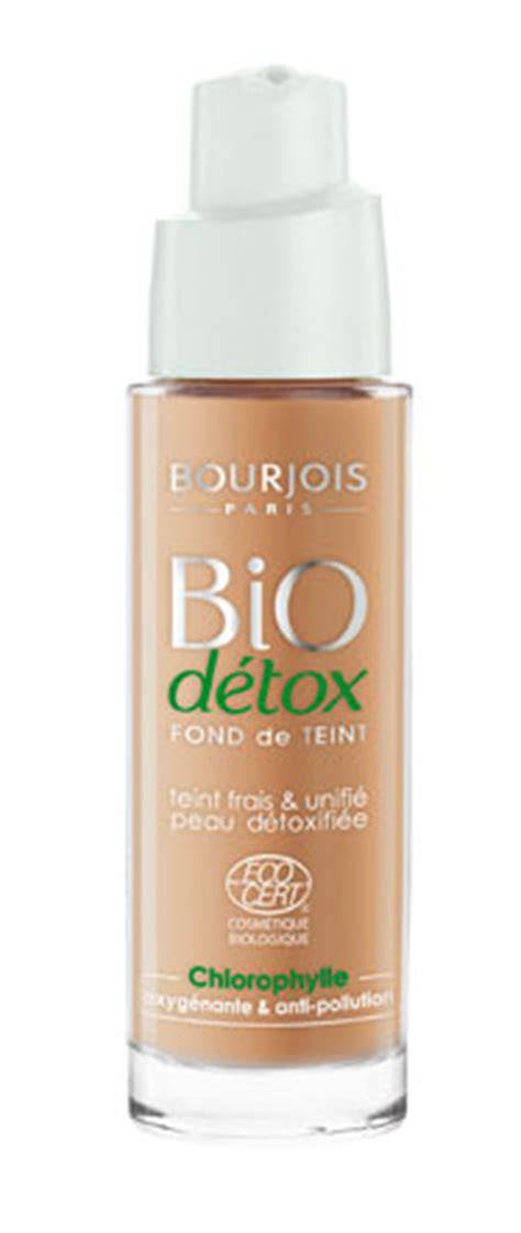 New Foundation Detox by New Bourjois Bio Detox Organic Foundation Makeup4all