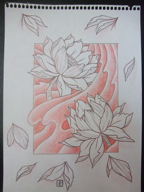 lotus flower tattoo sleeve designs lotus flower drawings for tattoos temporary