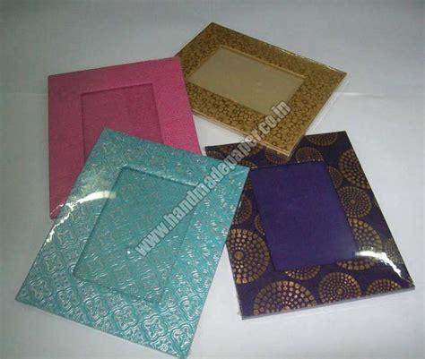 Handmade Paper Photo Frame - handmade paper photo frames handmade paper picture frame