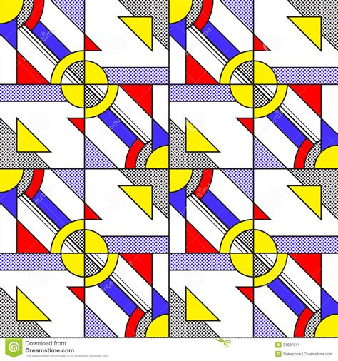 pattern pop art pop art pattern stock image image 31007911
