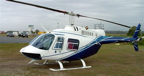 Helicopter Bell 206 Bell 206