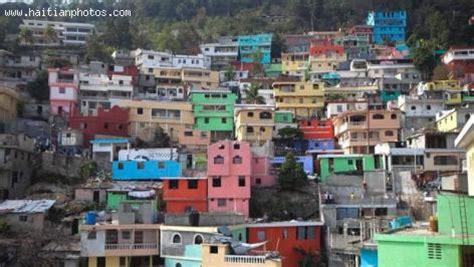 jalousie city a picture of jalousie slum in port au prince