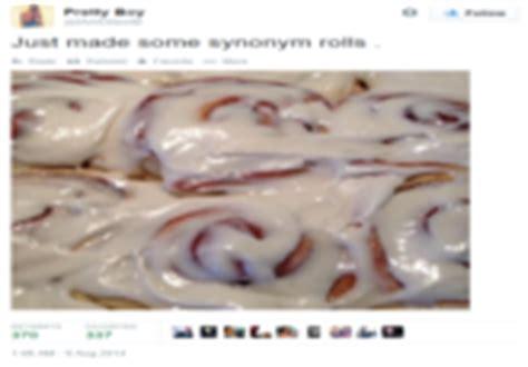 Meme Synonyms - synonym rolls know your meme