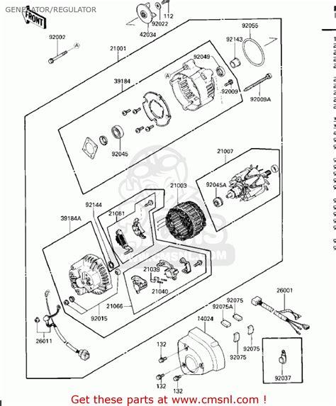 kawasaki voyager xii wiring diagram wiring diagrams