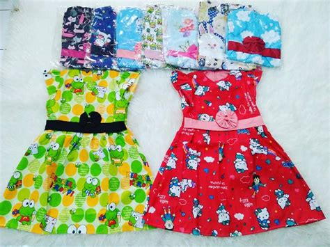 Dress Catra Pita dress pita catra firni grosir supplier baju anak
